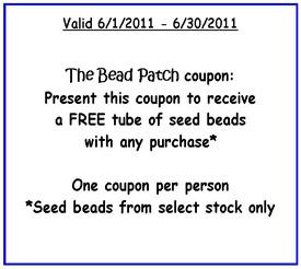 Rex's african bead shop coupon